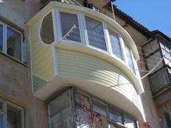 объединение комнаты и балкона в Уфе