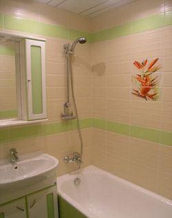 Ремонт ванной в Уфе