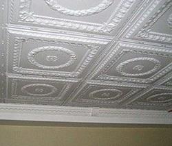 Потолочная плитка г.Уфа, плитка на потолок